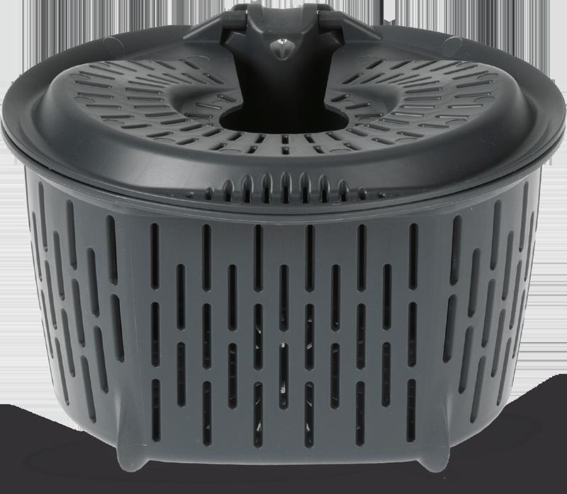 TM6 Basket with lid