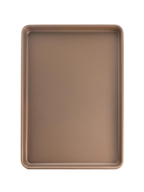 Medium rose gold oven tray