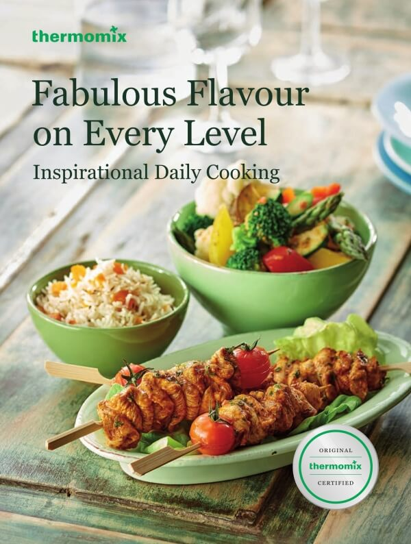 Fabulous flavour on every level cookbook TM5