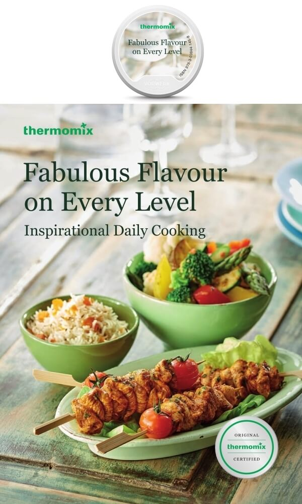 Fabulous flavour on every level cookbook and chip pack