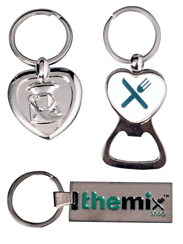 Keyring (assorted styles)
