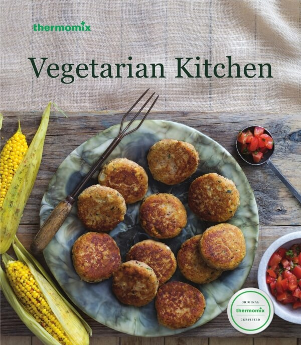 Vegetarian Kitchen Cookbook TM31/TM5