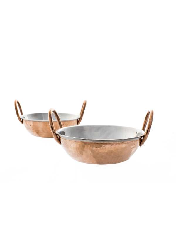Curry bowl pack (two 13 cm bowls)