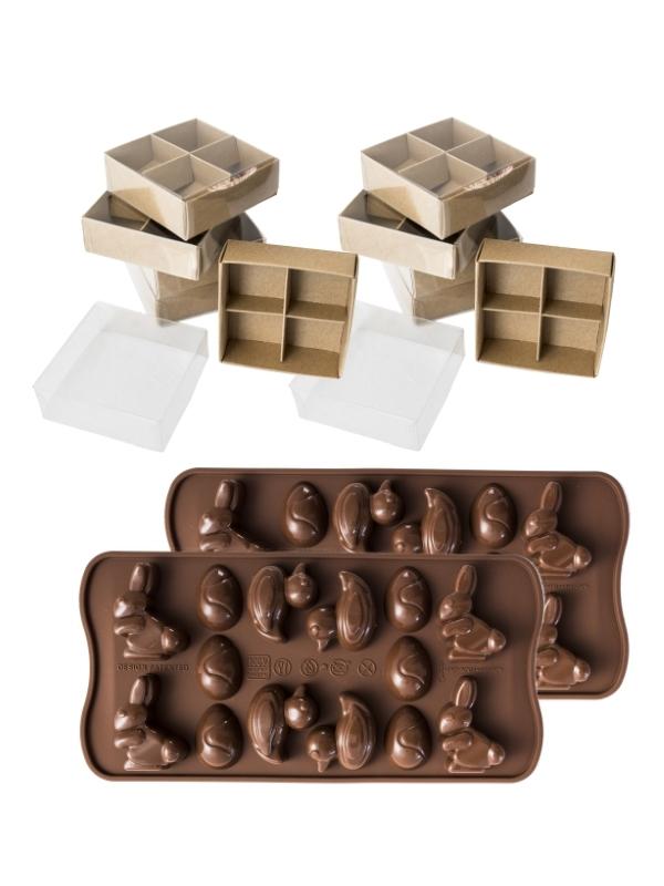 Easter Chocolate DIY Kit NZ