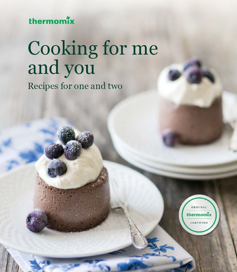 Cooking for me and you cookbook TM31/TM5/TM6